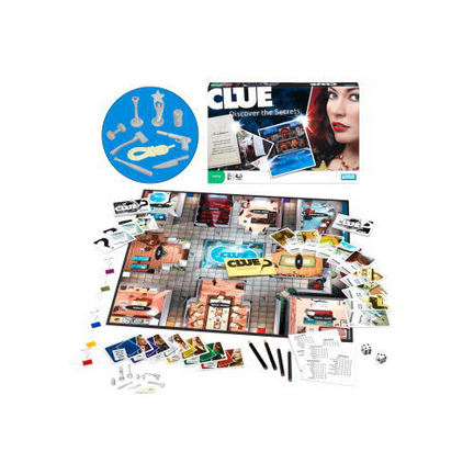 Click here for Clue Board Game prices