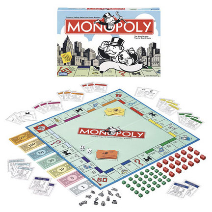 Click here for Monopoly Board Game prices
