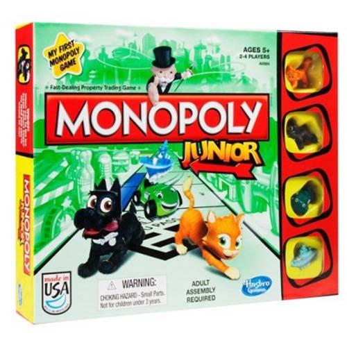 Monopoly Jr. Board Game