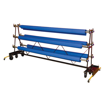 Gym Floor Cover Premier Storage Rack (8' Sections)