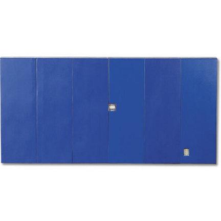 "2' x 5' x 1 3/8"" Polyethylene Wall Mat  (pad)"