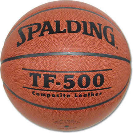 TF-500 Women's Composite Leather Basketball from Spalding