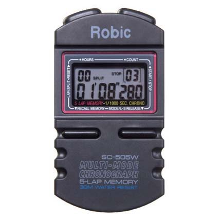 Robic SC-505W Multi-Mode Chronometer