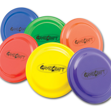 9'' Flying Discs (Set of 6) CP-1201550