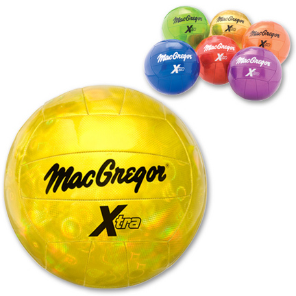 Color My Class® Xtra Volleyball (Set of 6)