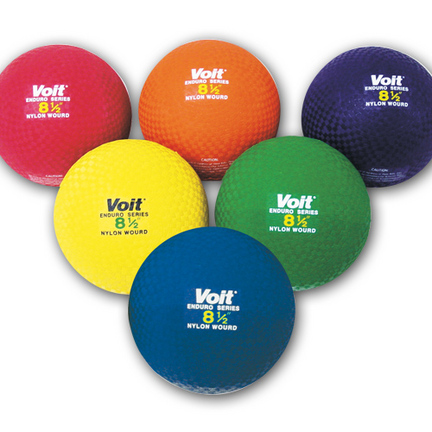 Voit Enduro Series Playground Balls (Set of 5)