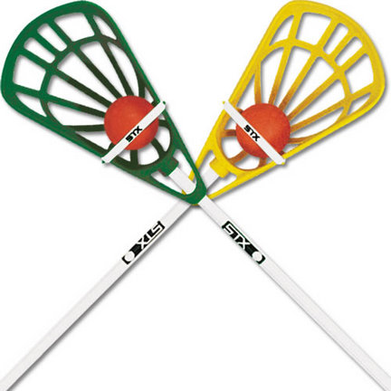 STX® Replacement Lacrosse Sticks - Set of 6