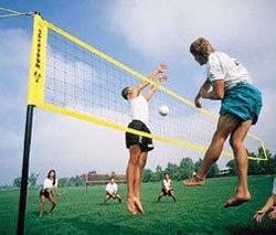 Spectrum 2000 Volleyball System