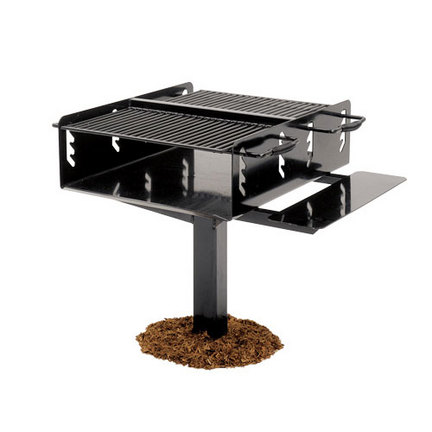1008 Sq. Inch Surface Mount Bi-Level Grill