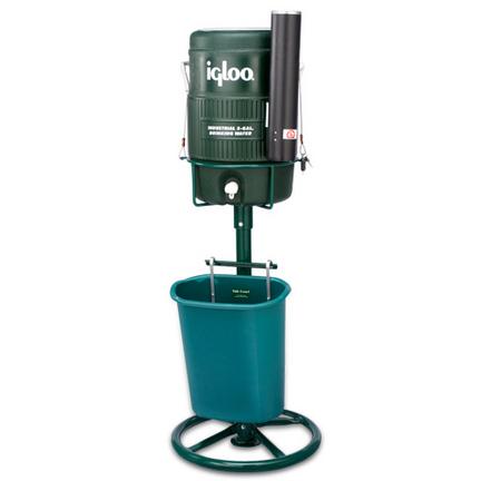 Tidi-Cooler Stand Set (Green)