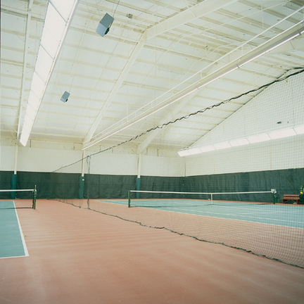 10' X 60' Tennis Court Divider Netting