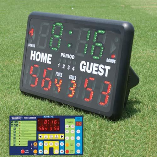 MacGregor® Indoor / Outdoor Tabletop Scoreboard