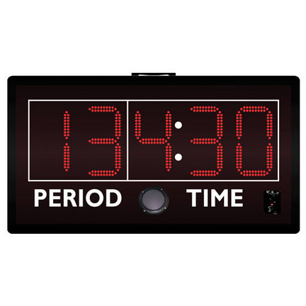 Permanent Football Segment Timer from MacGregor® CP-MSBFB5