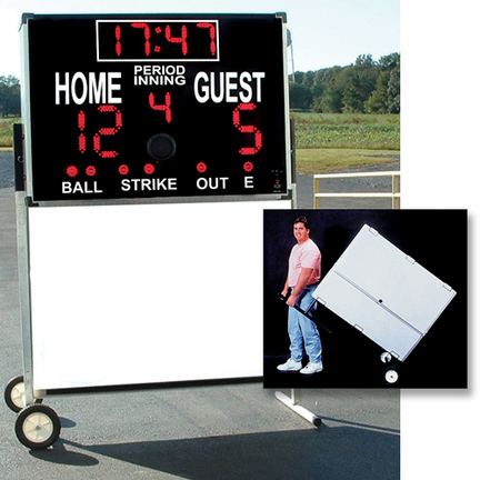 Portable MultiSport Scoreboard from MacGregor®