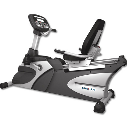Fitnex Light Commercial Recumbent Bike CP-1205909