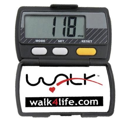 Walk4Life MVP Pedometer