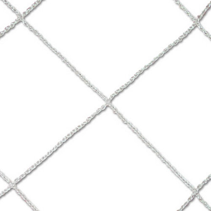 "6'6"" x 18' Club Soccer Goal Replacement Nets - 1 Pair (Net Only)"