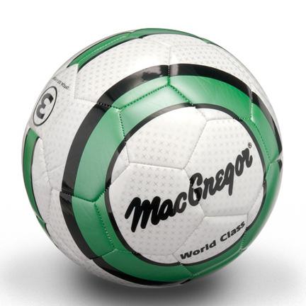 MacGregor® World Class Size 3 Soccer Ball