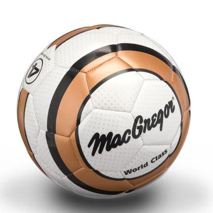 MacGregor® World Class Size 4 Soccer Ball