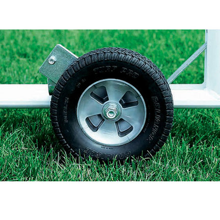 Wheels for Fusion® Soccer Goals - Set of 4