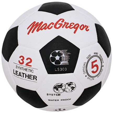 MacGregor® Molded Synthetic Soccer Ball - Size 3