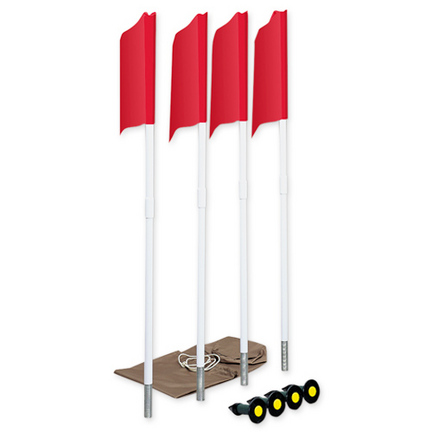 Corner and Midfield Flag Set from Markers Inc.