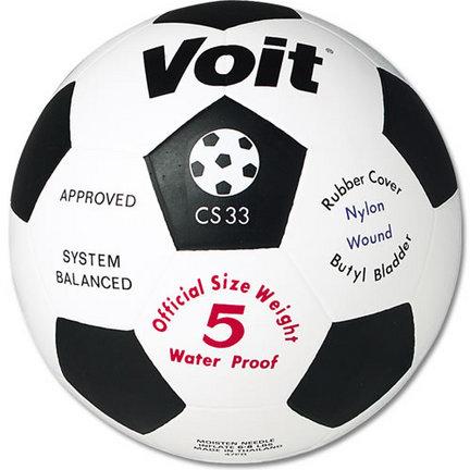 Voit® Rubber Size 5 Soccer Ball