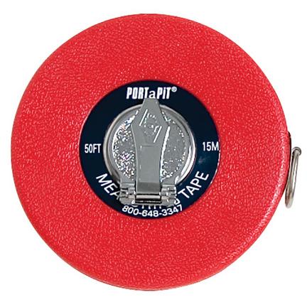 50' Fiberglass Measuring Tape