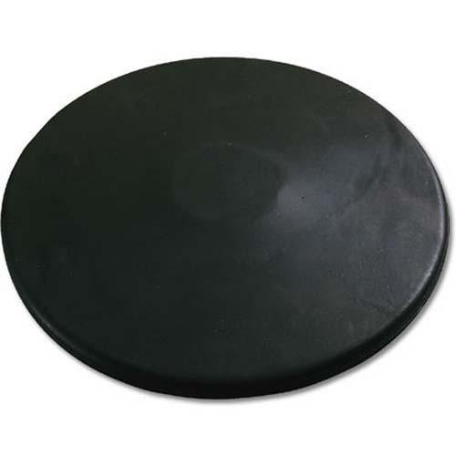 Nelco Black Rubber Practice 1.6K Discus