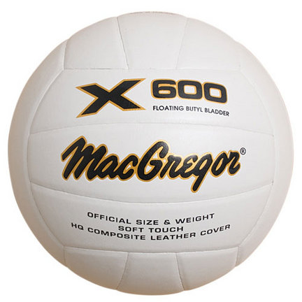 MacGregor® X600 Composite Volleyball