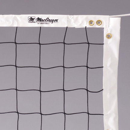 MacGregor® Master 32' x 1m Volleyball Net