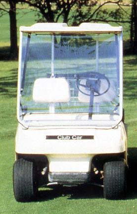 The Buggy (Golf Cart) Windshield - Standard