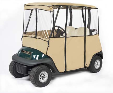 The Buggy (Golf Cart) Cover Deluxe (3' x 4') CPP-BC20