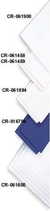 "Cramer Adhesive Backed High-Density Foam Kit -  2 Sheets Of 1/8"" (12"" x 18"" Each Sheet) - Package of  6 K"