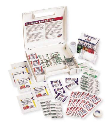 Cramer Team First Aid Kit - Equipped