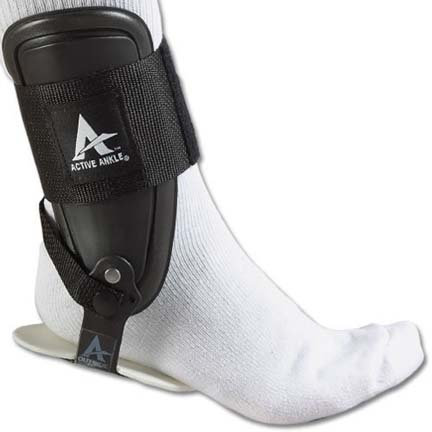 Small T2 Active Ankle® (Black)