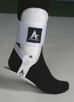 Active Ankle T2- White, Size Small by Cramer