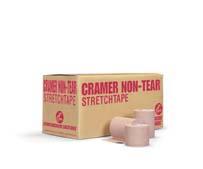 "Cramer 3"" Non-Tear Stretch Tape - Case of 16 Rolls"