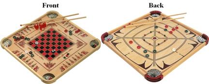 Multi-Game Board