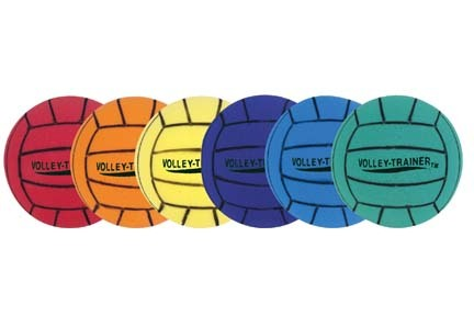 "8"" Ultra Foam Volleyballs - Set of 6"