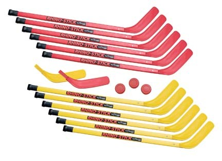 "36"" Rhino Stick® Elementary Floor Hockey Set"