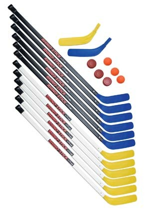 "43"" Rhino Stick® Senior Floor Hockey Set"