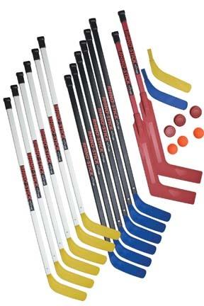 """47"""" Rhino Stick® Senior Floor Hockey Set"""