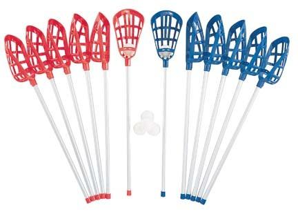 Senior Soft Lacrosse Set