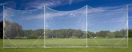 """10"""" x 30"""" Lacrosse Back Stop Net"""