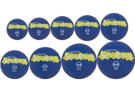 8 lb. Rhino® Slam Medicine Ball