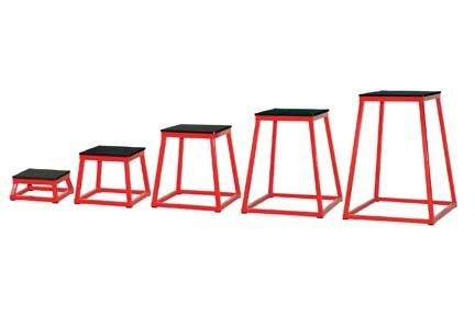 Plyo Box Set - Set of 5 Sizes