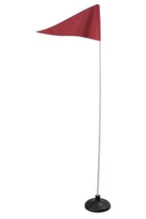 Indoor / Outdoor Soccer Corner Flag Set