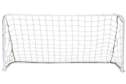 Champion Sports 6' Easy Fold Portable Soccer Goal