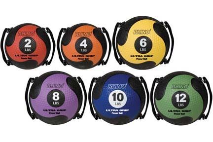 6 lb. Rhino® Ultra Grip Medicine Ball